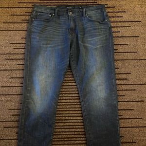 Lucky Brand Men's Jeans Straight 221 38 x 30